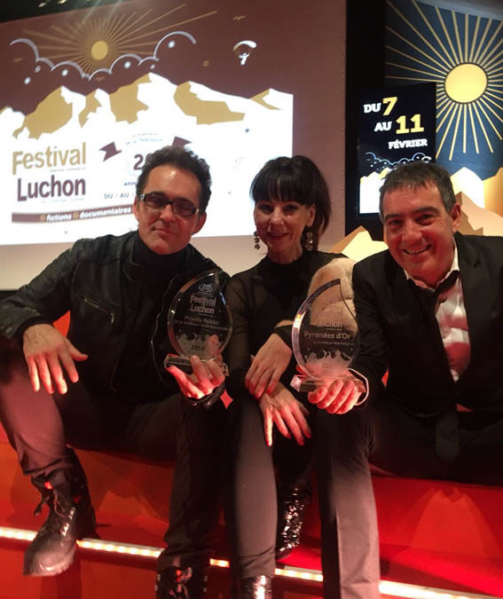 LA CASA DE PAPEL-MONEY HEIST: DOUBLE AWARD AT FESTIVAL DE LUCHON